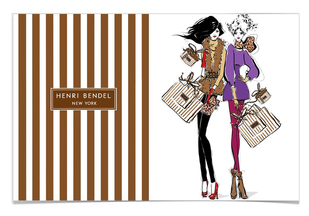 Henri Bendel by Megan HESS