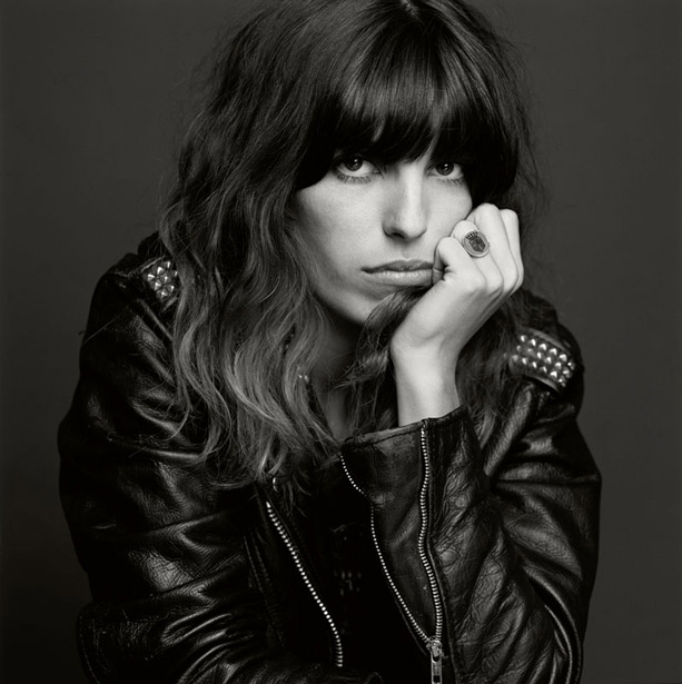 Harper s Bazaar UK with Lou Doillon