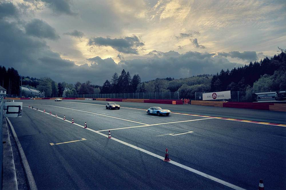 Spa Racing Circuit Francorchamps 7 by Thomas STROGALSKI