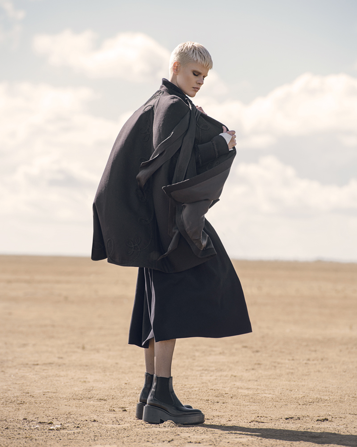 Vogue Russia 6 by Andreas ORTNER