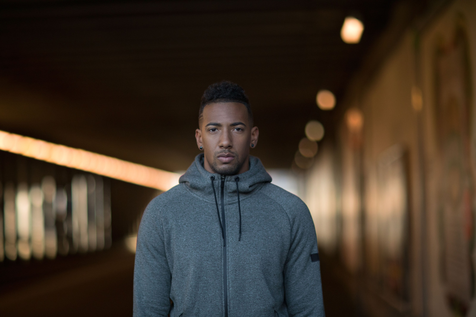 Jerome Boateng for Nike