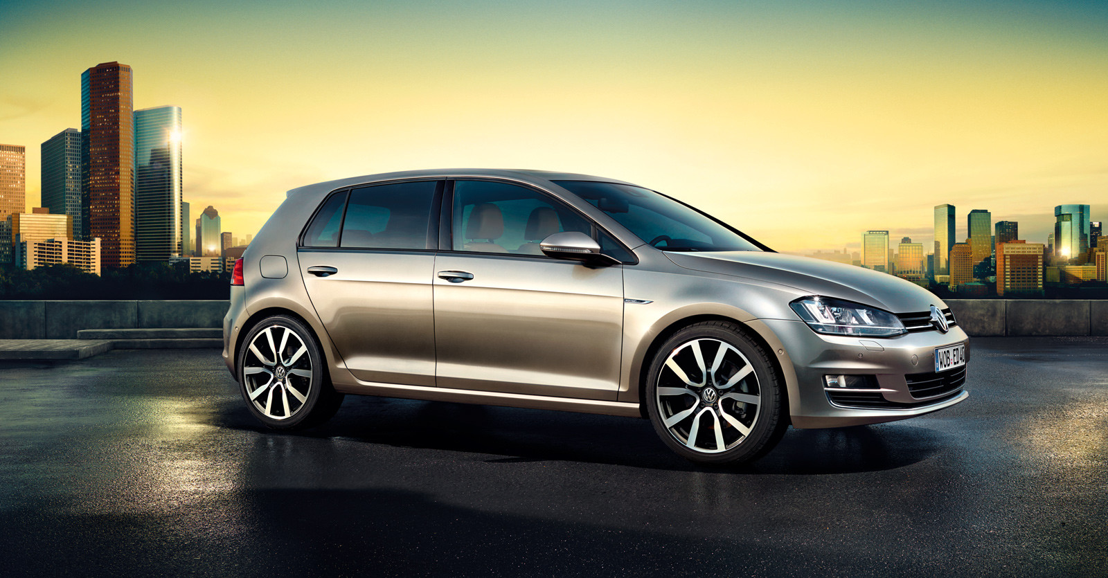 VW Golf Edition 40
