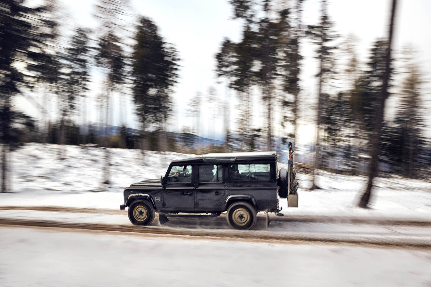 Landrover 3 by Marc WITTKOWSKI