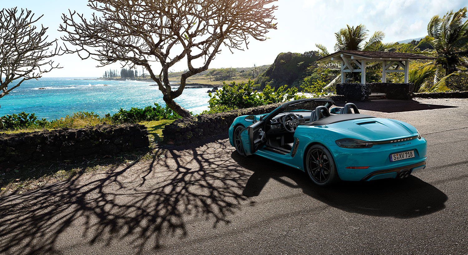 Porsche 718 GS Hawaii 9 by Thomas STROGALSKI