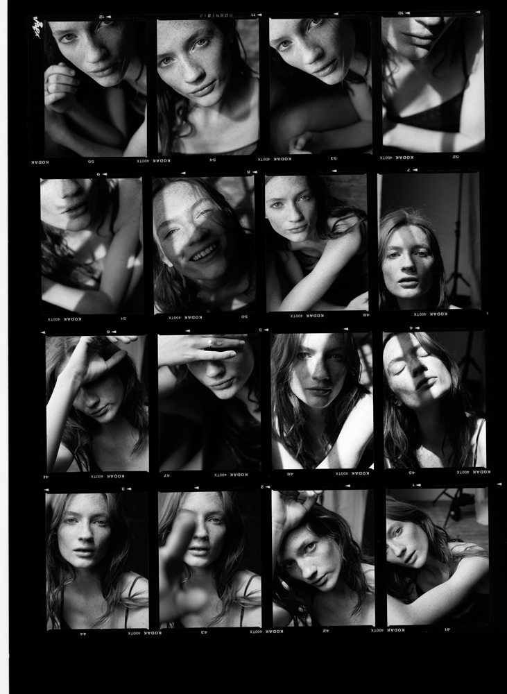 Portraits of Girls 7 by Alexander MEININGER