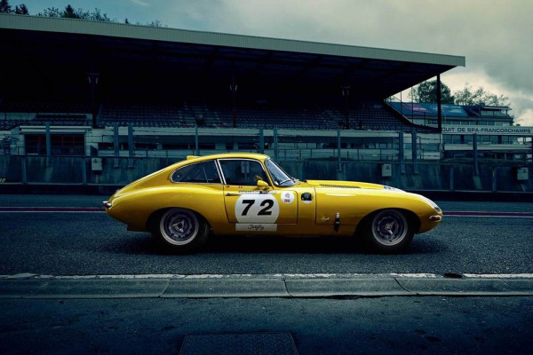 Spa Racing Circuit Francorchamps 1 by Thomas STROGALSKI