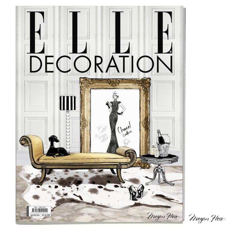 Elle Decoration by Megan HESS