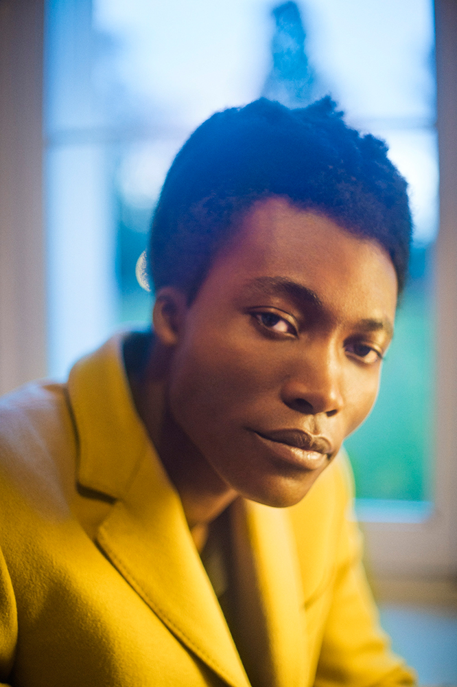 Benjamin Clementine for Vogue US