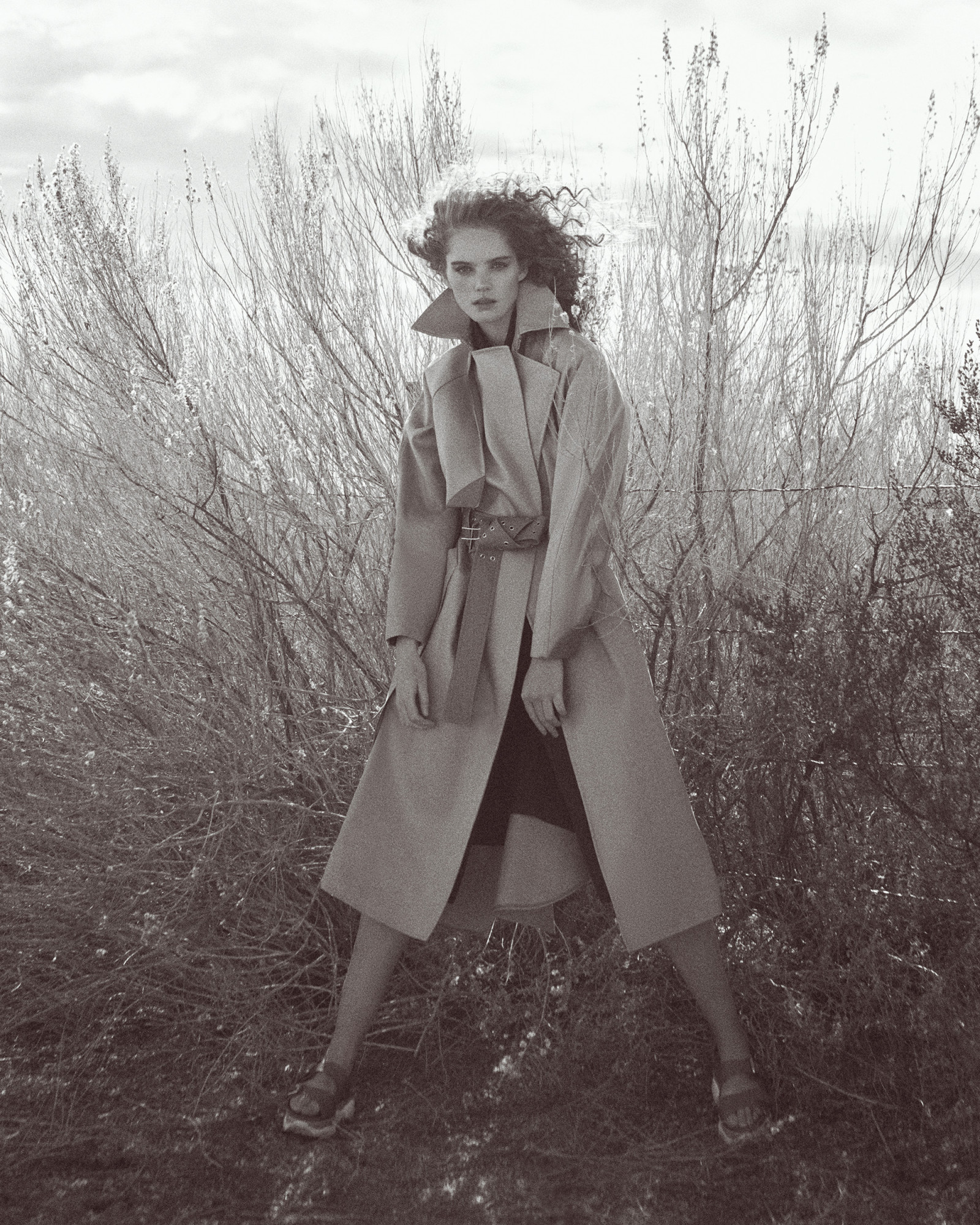 Elle Germany 9 by Andreas ORTNER