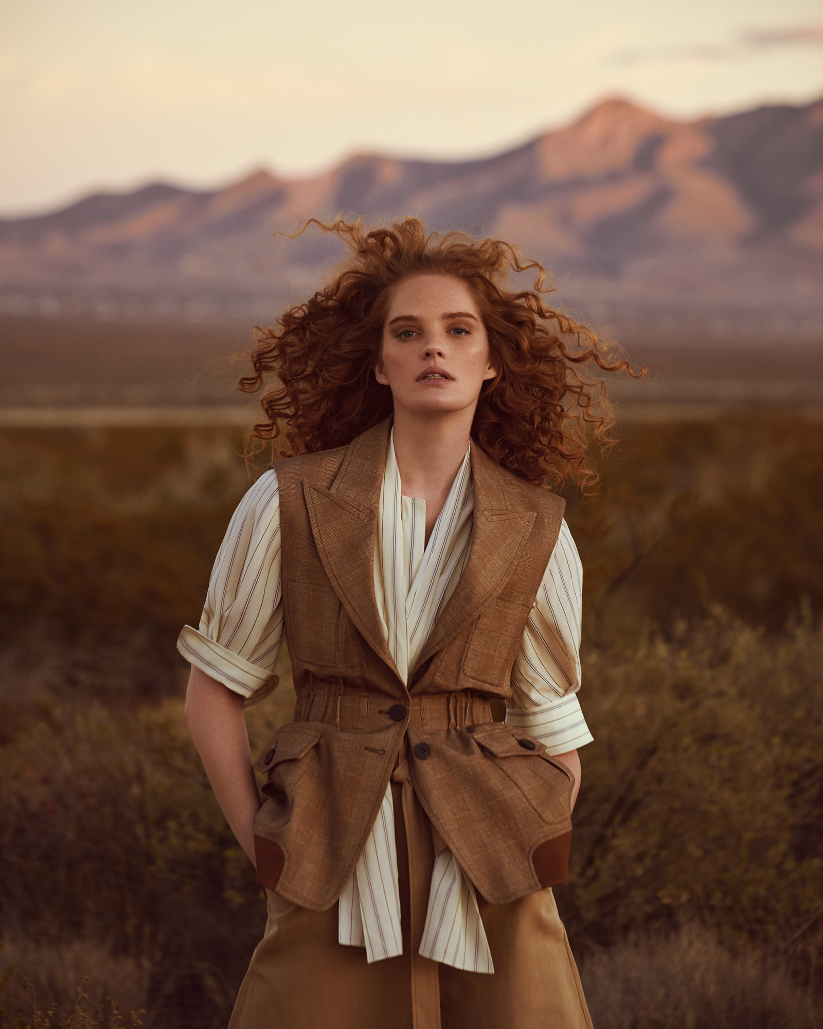 Elle Germany 2 by Andreas ORTNER