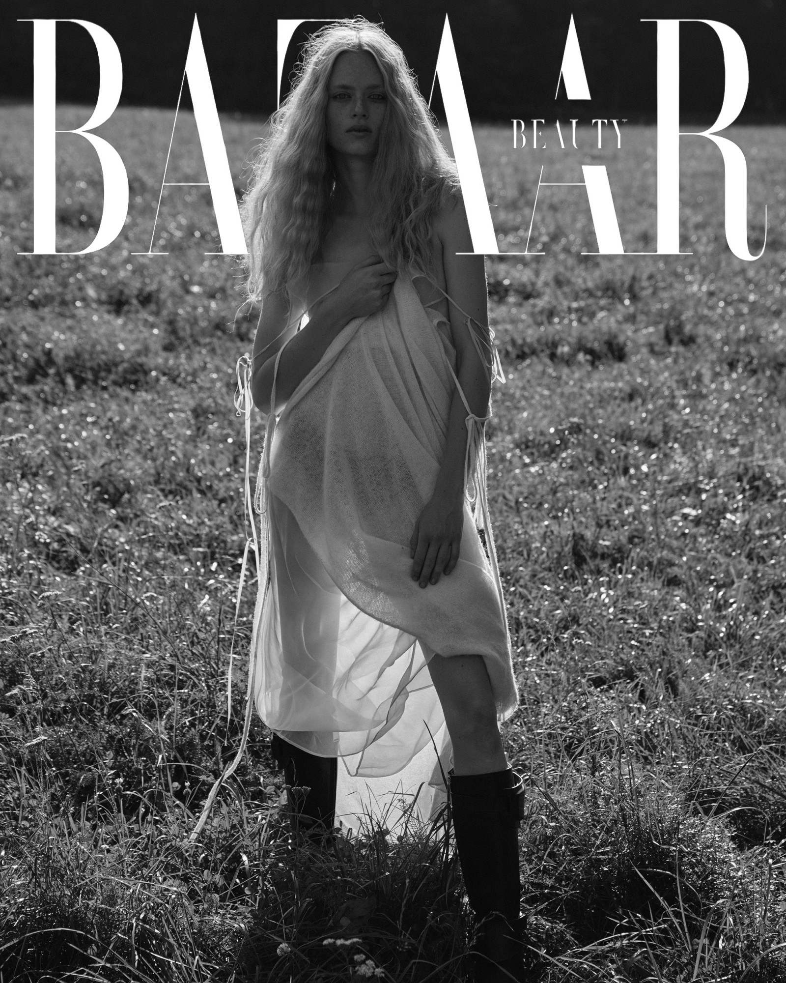 Harpers Bazaar Turkey 1 by Andreas ORTNER