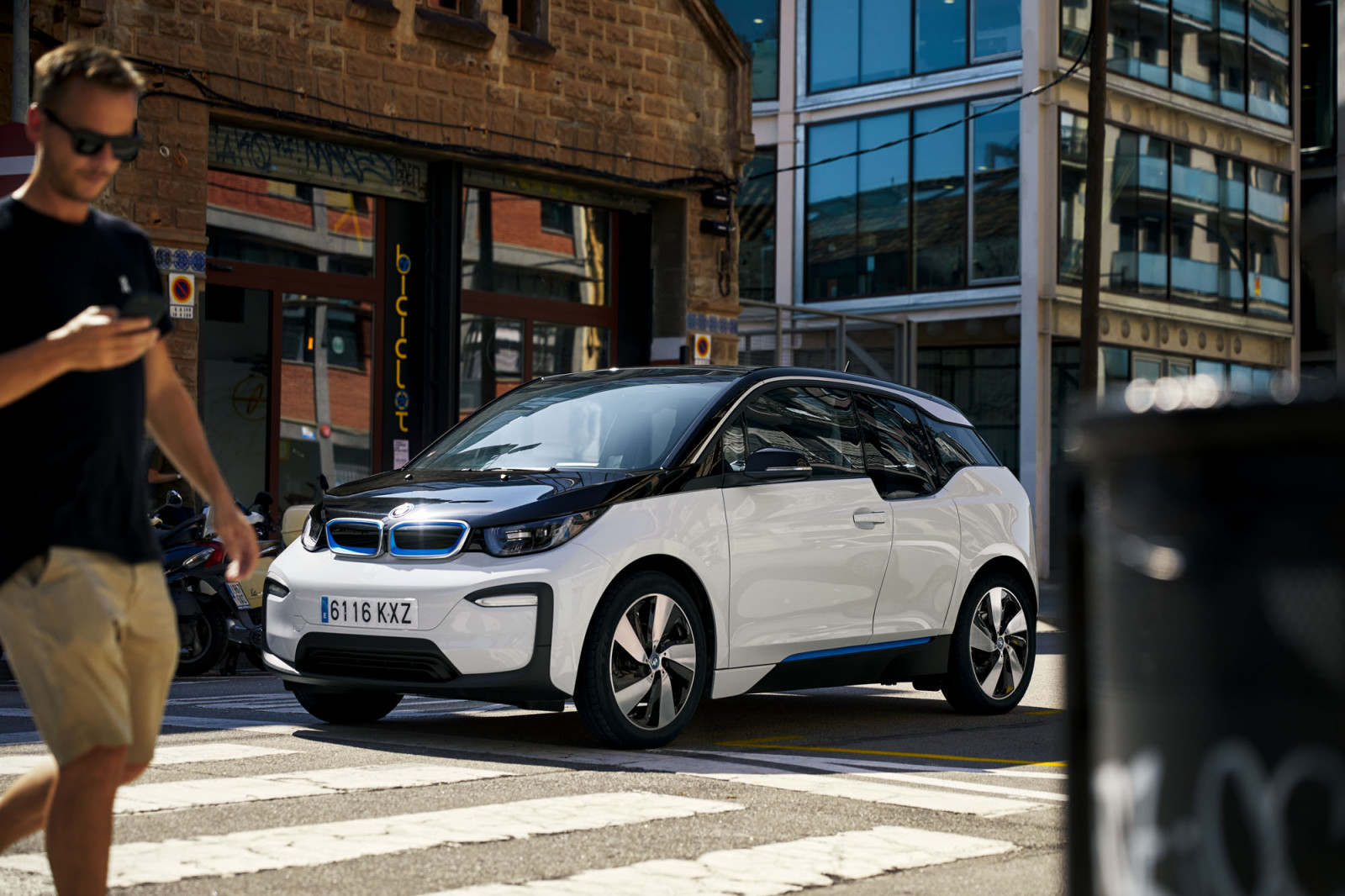 BMW i3 1 by MARC and DAVID