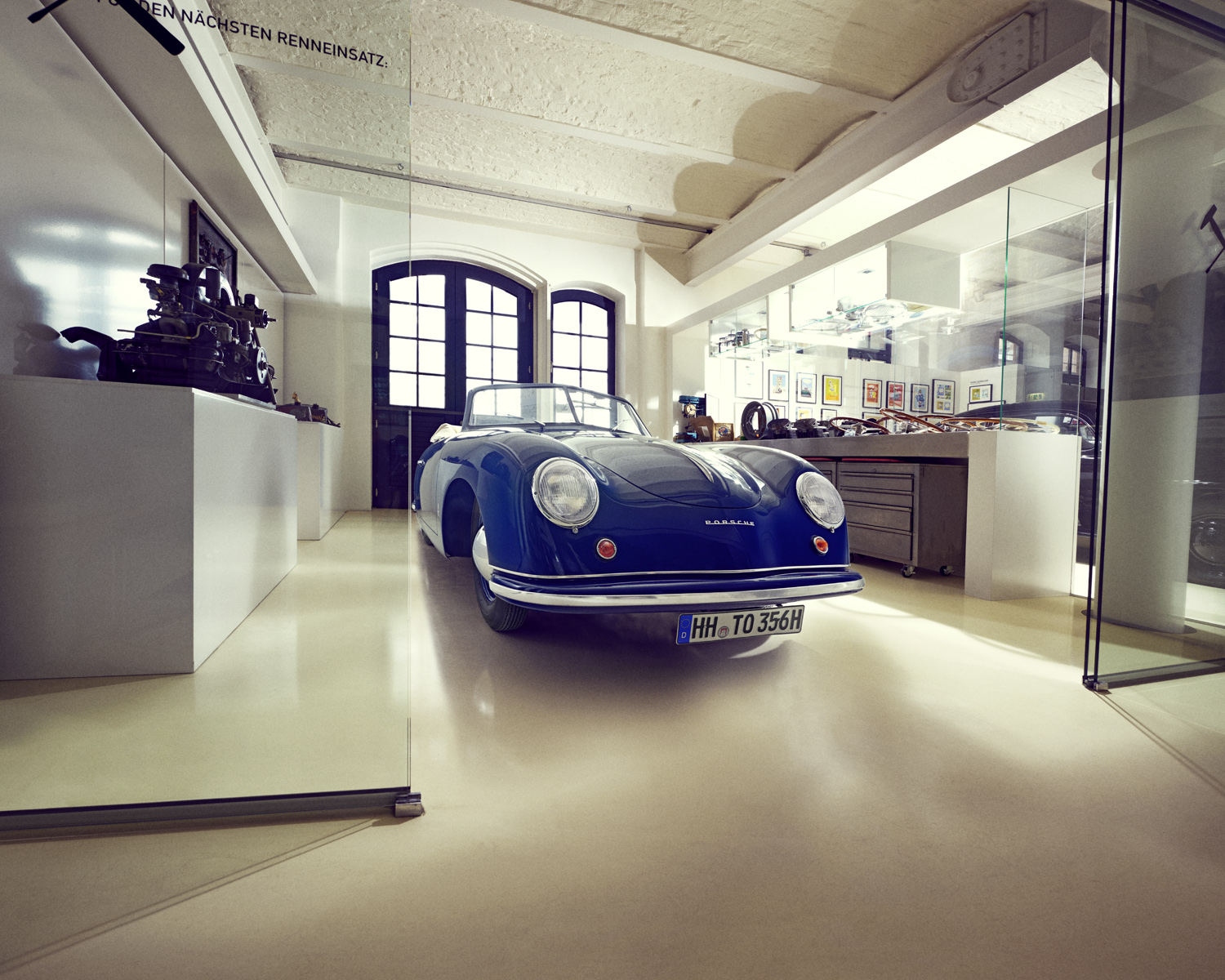Automuseum Prototyp 2 by Benjamin PICHELMANN
