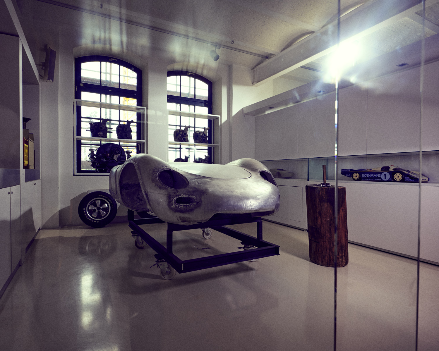 Automuseum Prototyp 11 by Benjamin PICHELMANN