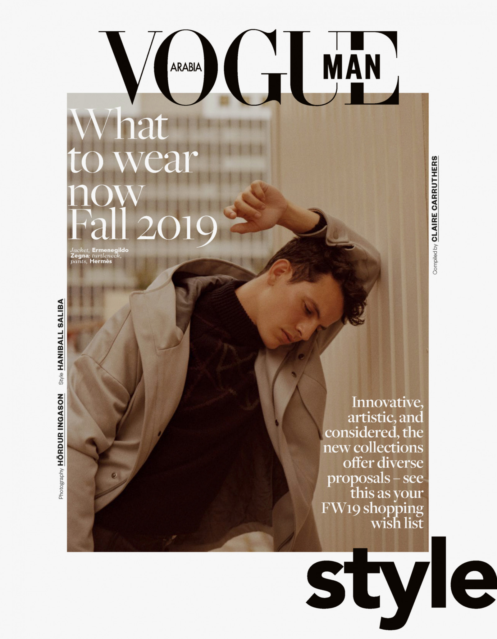 VOGUE Arabia Men