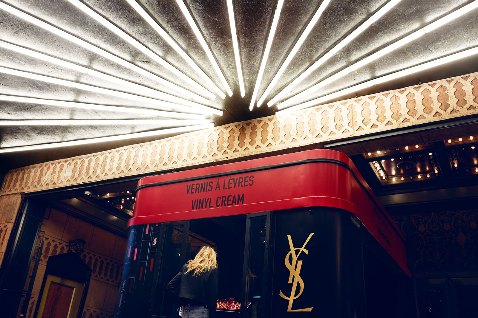 YSL at Ace Hotel